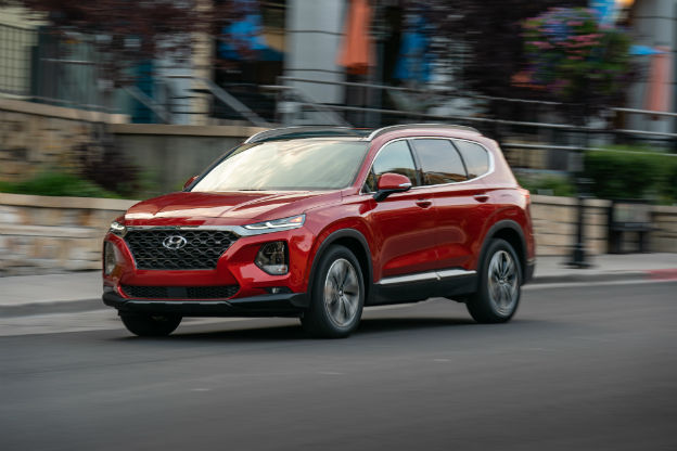 How Powerful And Fuel Efficient Is The 2019 Hyundai Santa Fe Lineup?